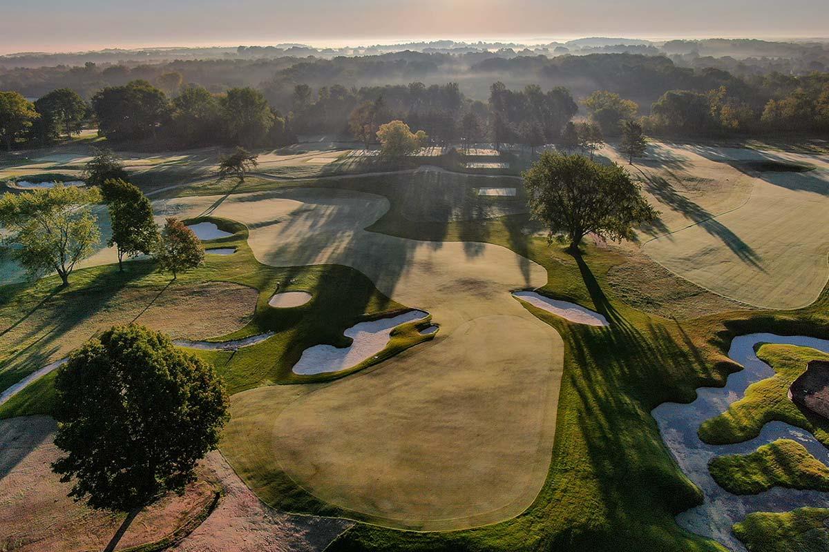 Club at Lac La Belle golf course
